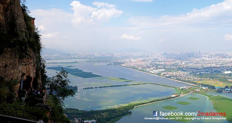 Kunming, Spring City, เที่ยวเมืองคุนหมิง, คุนหมิง, ที่เที่ยวคุนหมิง, เขาซีซาน, ท่องเที่ยว, pantip, รีวิว, Review, เดินทาง, ประตูมังกร, ถ้ำจิ่วเซียง, อุทยานป่าหิน, airasia, ช้อปปิ้ง, อาหารคุนหมิง, ยูนนาน, มรดกโลก, 2 Madames