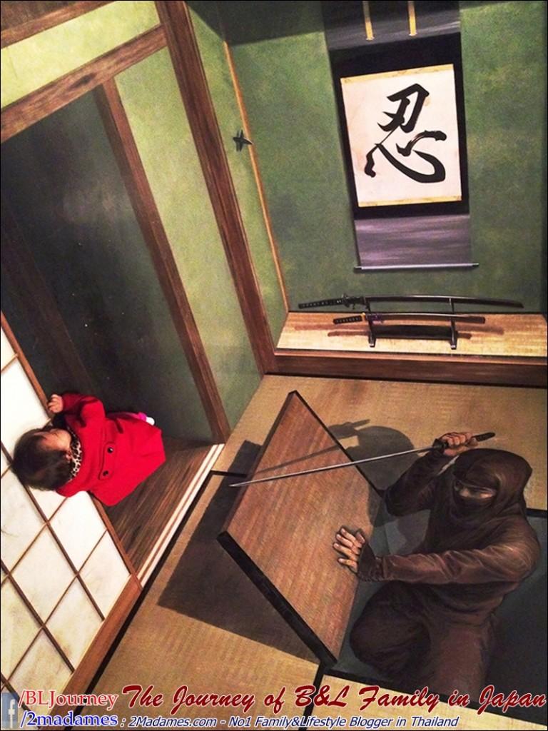 Japan - Tokyo - Odaiba -Trick Art Museum - BLFamily (14)