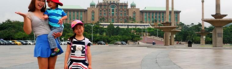 Putrajaya, ปุตราจายา, ปุตราจายา ทัวร์ 1 ริงกิต, Putrajaya sightseeing, เที่ยว Putrajaya ถูกและดี, รีวิว, Review, Pantip, เที่ยวมาเลเชียด้วยตัวเอง, สถานที่ท่องเที่ยวสำหรับครอบครัว, Side Trip Kuala Lumpur, Side Trip กัวลาลัมเปอร์, มาเลเชีย, Malaysia, Putrajaya One ringgit Tour, เที่ยวแบบครอบครัว, เที่ยวปุตราจายาแบบประหยัด, วิธีเดินทางมาปุตราจายา
