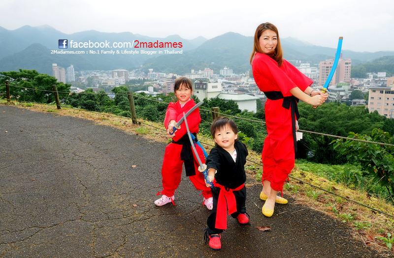 เที่ยว Saga, เที่ยวซางะ, ซาซิมิ ปลาหมึก, Karatsu, หมู่บ้านนินจา, Hizen Yume Kaido, Yutoku Inari Shrine, Kyushu, คิวชู, รีวิว, review, pantip, เที่ยวญี่ปุ่นแบบครอบครัว