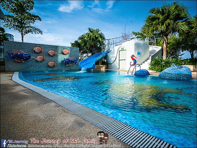 Holiday Inn Pattaya Swimming Pool Bljourney 23