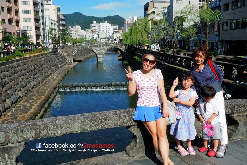 เที่ยวนางาซากิด้วยตัวเอง, เที่ยว Nagasaki ด้วยตัวเอง, Megane Bridge, Meganebashi, สวนสันติภาพนางาซากิ, Nagasaki Peace Park, Mount Inasa, Inasayama, Nagasaki Penguin Aquarium, รีวิว, Review, pantip, เที่ยวญี่ปุ่นด้วยตัวเอง, เที่ยวคิวชูด้วยตัวเอง, Kyushu, Fujiwara Ryokan