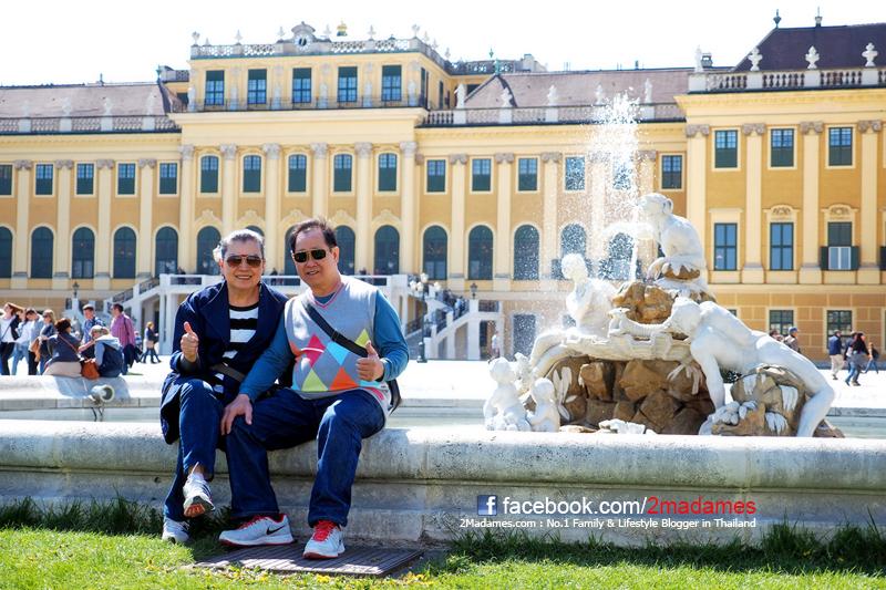 เที่ยวเวียนนาด้วยตัวเอง, เที่ยว Vienna ด้วยตัวเอง, เที่ยว ออสเตรีย, Austria, รีวิว, Review, pantip, พาเด็กไปยุโรป, พระราชวังฤดูร้อนเบลเวเดียร์, Belvedere Palace, พระราชวังเชินบรุนน์, Schoenbrunn, มหาวิหารเซนต์สตีเฟน, St. Stephen's Cathedral, ถนน Graben, Peterkirche, Hofburg Palace, Neue Burg, Karlskirche, Rooseveltplatz, Vienna Family Apartments, เที่ยวแบบครอบครัว, สถานที่ท่องเที่ยวสำหรับครอบครัว, ขับรถเที่ยวยุโรป, เที่ยวยุโรปตะวันออกด้วยตัวเอง, เที่ยวยุโรปด้วยตัวเอง, เที่ยวยุโรปแบบประหยัด