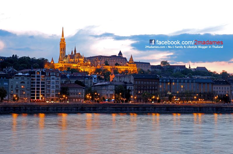 เที่ยว Budapest ด้วยตัวเอง, เที่ยวบูดาเปสต์ด้วยตัวเอง, เที่ยว ฮังการี, Hungary, รีวิว, review, pantip, แผนที่, Castle Hill, แม่น้ำดานูบ, Danube, สะพานเชน, Chain Bridge, สะพานโซ่, โบสถ์แมทเทียส, Matthias Church, ป้อมชาวประมง, Fishermen's Bastion, รัฐสภาฮังการี, Hungary Parliament, มหาวิหารเซนต์สตีเฟน, St.Stephen Basilica, Hero Square, Vajdahunyad Castle