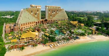 Centara Grand Mirage Pattaya, โรงแรม พัทยา, ที่พักสำหรับครอบครัว พัทยา, Family Resort, เซนทาราแกรนด์มิราจ, รีวิว, pantip, มันซูน ไอส์แลนด์ Monsoon Island, SPA Cenvaree