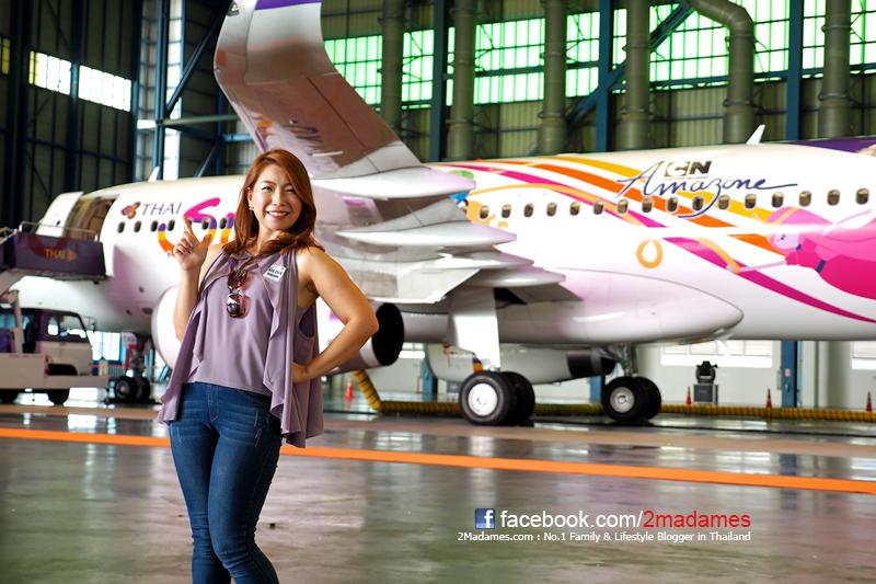เครื่องบินธีมการ์ตูนเน็ทเวิร์คอเมโซน, Cartoon Network Aircraft, Thai Smile Airways, สายการบินไทยสมายล์, รีวิวสายการบิน, ข่าวประชาสัมพันธ์สายการบิน, pantip