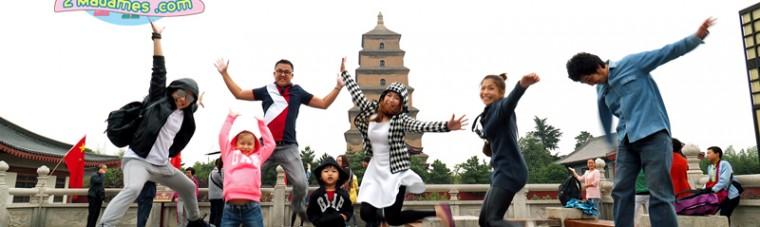 เที่ยวซีอานด้วยตัวเอง,เที่ยวลั่วหยางด้วยตัวเอง,Xian,Luoyang,รีวิว,pantip.เที่ยวจีนด้วยตัวเอง,เจดีย์ห่านป่าใหญ่,Giant Wild Goose Pagoda,Shaanxi History Museum,piggy,saga,สุสานทหารดินเผาจิ๋นซีฮ่องเต้,The Museum of Qin Terra-cotta Warriors and Horses,หอระฆัง,Bell Tower,หอกลอง,Drum Tower,ถนนมุสลิม,ถ้ำผาหลงเหมิน,Luoyang Longmen Grottoes,รถไฟความเร็วสูงจีน,Xian Great Mosque,Xian South City Wall,airbnb