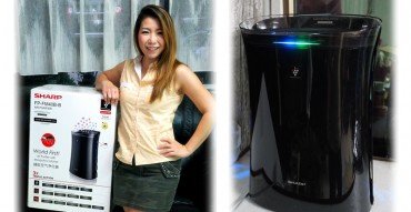 Sharp Plasmacluster Air Purifier,รีวิว,review,เครื่องฟอกอากาศจับยุงได้,ชาร์ป,FP-FM40B,pantip,ราคา,ซื้อที่ไหน
