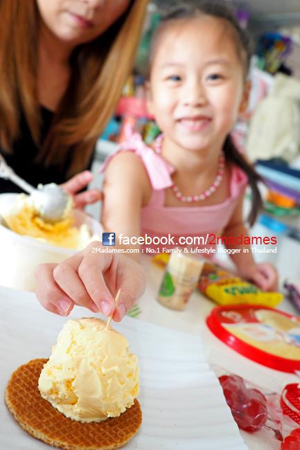 Wall's,ไอศกรีมวอลล์,โอลาฟ,Frozen,เมนู,รีวิว,pantip