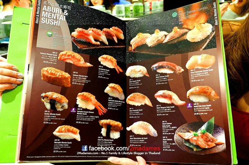 SAKAE SUSHI,บุฟเฟ่ต์ สิงคโปร์,ที่กิน สิงคโปร์,ร้านอาหาร สิงคโปร์,Restaurant Singapore,รีวิว,pantip,tripadvisor,japanese Buffet