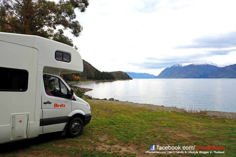 เที่ยวนิวซีแลนด์ด้วยตัวเอง,รีวิว,pantip,The Famous Sheffield Pie Shop,Lake Wanaka,Lake Hawea,Lake Matheson Reflection Island,Hokitika,Castle Hill,Arthur Pass,ถนนลอยฟ้า Otira Via-duct