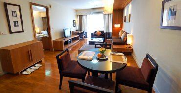 พักผ่อน Kantary Hotel Ayutthaya ห้องพักใหญ่เว่อร์วัง มีคลับเลาจน์ฟรี ในราคาสบายกระเป๋า