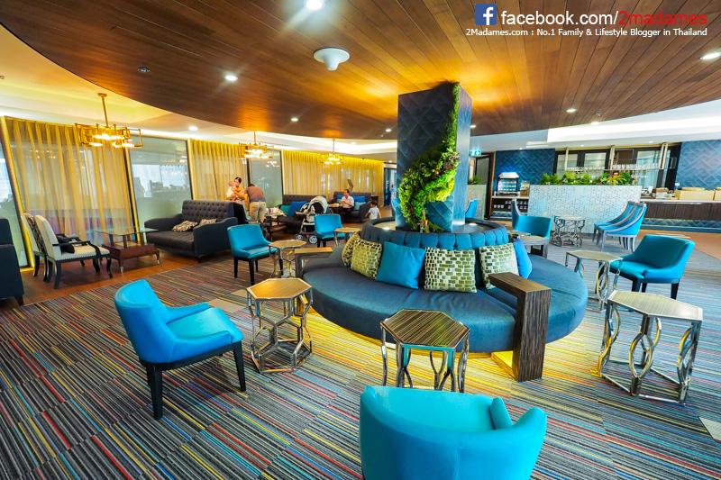 ห้องรับรอง Blue Ribbon Club Lounge,บลูริบบอน สายการบินบางกอกแอร์เวย์,Bangkok Airways,เล้าจน์,รีวิว,pantip,บัตรเครดิต,ทำอย่างไรถึงเข้าได้