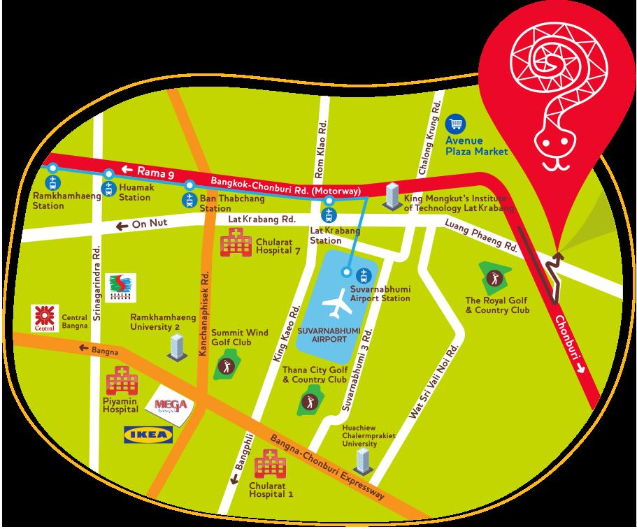 Siam Serpentarium,สวนงู,ที่เที่ยวใหม่ใกล้กรุงเทพ,พิพิธภัณฑ์งู ลาดกระบัง,ที่เที่ยวทางผ่านไปพัทยา,รีวิว,แผนที่,ค่าเข้า,pantip,สถานที่ท่องเที่ยวสำหรับครอบครัว