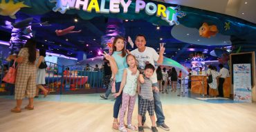 Whaley Port,Bluport Hua Hin resort mall,ห้างใหม่ หัวหิน,สวนสนุกใหม่ หัวหิน,รีวิว,pantip,ที่เที่ยวสำหรับครอบครัว หัวหิน,เวลลี่ พอร์ต,บลูพอร์ต หัวหิน
