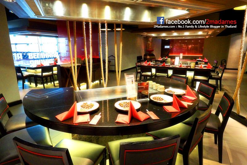 ห้องอาหารเบนิฮานา,Benihana,AVANI Atrium Bangkok,เทปันยากิ,Tepanyaki,โรงแรมเอวานี่ อวานี เอเทรียม กรุงเทพ,รีวิว,ราคา,เมนู,แผนที่,pantip,wongnai,openrice,bkkmenu