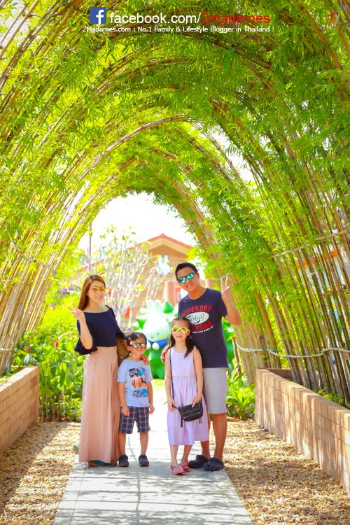Miffy's Garden,ที่เที่ยวเปิดใหม่ ชะอำ,Santorini Park,ซานโตรินี่ พาร์ค,รีวิว,มิฟฟี่,Sanrio