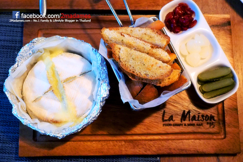 La Maison 15 : Food craft and Wine Bar,ลาเมซอง 15 ฟู้ดคราฟ แอนด์ ไวน์บาร์,ร้านอาหารฝรั่งเศส สาทร พระราม 4,รีวิว,ราคา,เมนู,แผนที่,เบอร์โทร,pantip,wongnai,openrice,bkkmenu