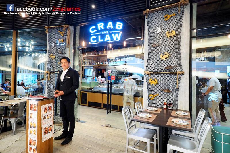 CRAB & CLAW,แคร็บ แอนด์ คลอว์,Helix,The Emquatier,เอ็มควอเทียร์,รีวิว,pantip,เมนู,ราคา,Wongnai,Openrice,bkkmenu,Lobster,กุ้งมังกร,ร้านอร่อย