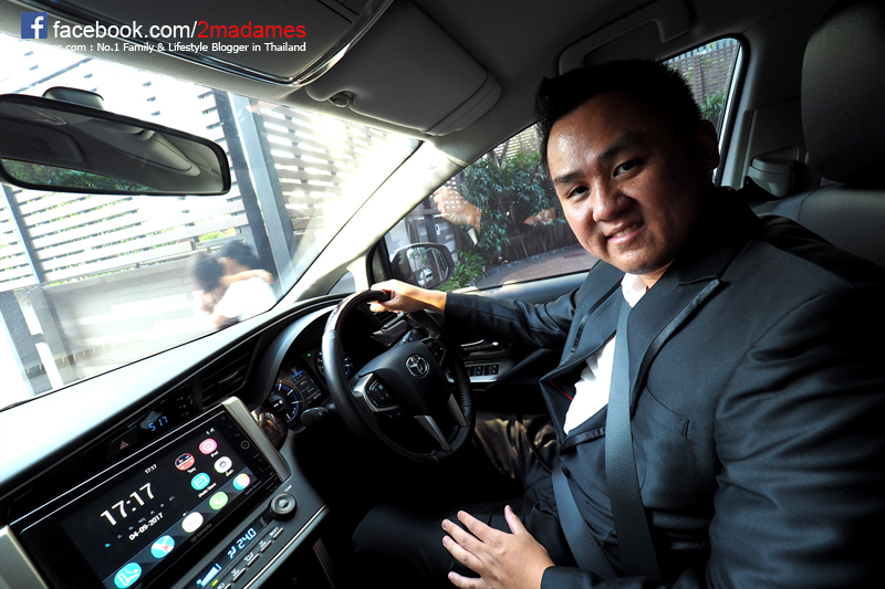 All New Toyota Innova Crysta,ห้องอาหารโจโจ โรงแรมเดอะเซนต์รีจิส กรุงเทพฯ,โตโยต้า อินโนวา,JOJO,The St.Regis Bangkok,เมนู,ราคา,รีวิว,pantip
