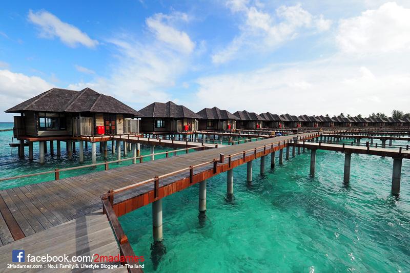 Sun Aqua Vilu Reef,Sun Siyam Iru Fushi,ฮันนีมูนมัลดีฟส์,Maldives,หนุ่มสาวทัวร์,รีวิว,pantip,Water Villa,ราคา,Bangkok Airways,บางกอกแอร์เวยส์,noomsao tours,Sea Plane,เครื่องบินน้ำ