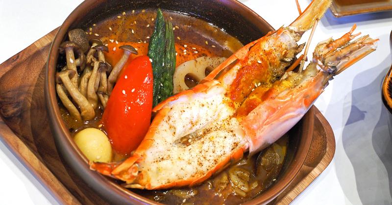 SOUP CURRY GARAKU THAILAND,กะระคุ,ซุปแกงกะหรี่ ฮอกไกโด,รีวิว,pantip,wongnai,ราคา,แผนที่