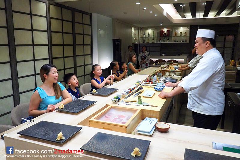 ซูชิโอมากาเสะ,ICHIKA OMAKASE,รีวิว,pantip,ราคา,เมนู,ทานซูชิแบบคอร์ส,โรงแรมแรมแบรนท์,Rembrandt Hotel Bangkok ซอยสุขุมวิท 18