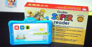 Grolier Super Reader,รีวิว,ราคา,pantip,ดีมั้ย,ซื้อที่ไหน,แท็ปเล็ตสำหรับนักเรียน,อุปกรณ์เรียนภาษา,โกรเลียร์ ซุปเปอร์ รีดเดอร์