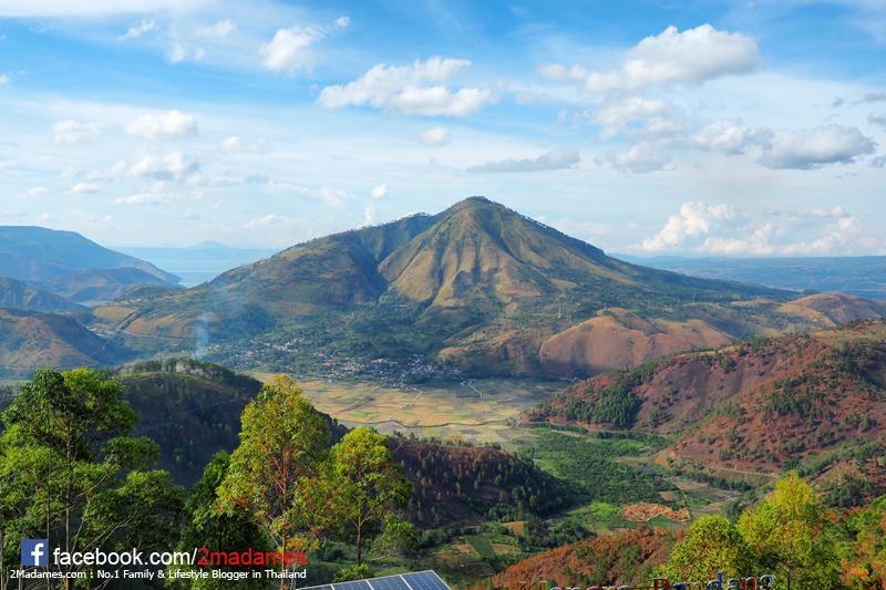 เที่ยวเกาะสุมาตราเหนือ,Sumatra,รีวิว,pantip,Medan,Parapat,Lake Toba,Samosir,น้ำตก Sipisopiso,Simalem Resort,Sinabung,Ambarita Stone Court,Simanindo,inna parapat