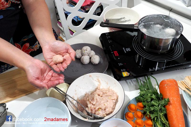 ทำลูกชิ้นไก่เอง,U FARM,ไก่เบญจา,รีวิว,วิธีการทำ,pantip,ลูกชิ้นอกไก่ไร้แป้ง,อาหารคลีน,ไก่ปลอดสารและฮอร์ไมน