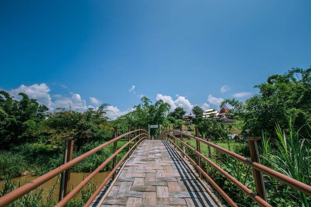 เที่ยวแม่ฮ่องสอน,รีวิว,pantip,พระธาตุดอยกองมู,สะพานซูตองเป้,ปางอุ๋ง,หมู่บ้านรักไทย,ถ้ำลอดปางมะผ้า,ก๋วยเตี๋ยวห้อยขาจ่าโบ่,Traveloka