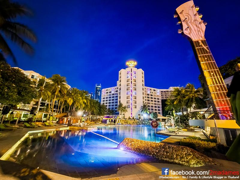 Hard Rock Hotel Pattaya,โรงแรมฮาร์ดร็อค พัทยา,รีวิว,review,Cafe,คาเฟ่,Producer Suite,ห้องพัก,ราคา,แผนที่,เบอร์โทร